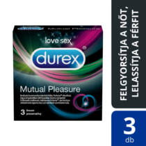 Durex Mutual Pleasure óvszer (3db)