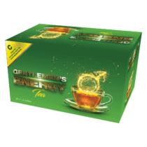 Gentlemens's Energy Tea Citrom (20 filter)