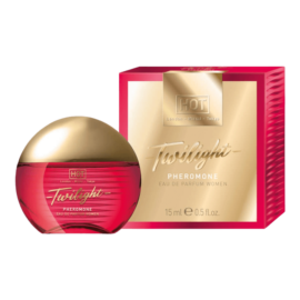 HOT Twilight - feromon parfüm nőknek (15ml) - illatos - feromonnal feturbózva
