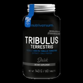 Tribulus Terrestris - 60 tabletta - DARK - Nutriversum - természetes tesztoszteronszint optimalizáló