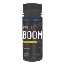 PWO Boom - 60ml - DARK - Nutriversum - citrom-lime