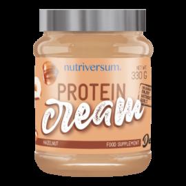 Protein Cream - 330 g - DESSERT - Nutriversum - mogyoró - shea vajjal és kókusz olajjal