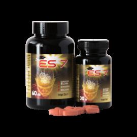 ES7 agyserkentő tabletta (60db) - javítja a memóriát, az emlékezőképességet