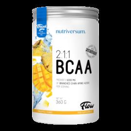 2:1:1 BCAA - 360 g - FLOW - Nutriversum - ananász mangó