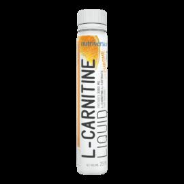 L-Carnitine 3 000 mg - 25 ml - FLOW - Nutriversum - narancs