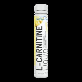 L-Carnitine 3 000 mg - 25 ml - FLOW - Nutriversum - ananász - hozzáadott króm és vitaminok