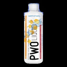 PWO Liquid - 500 ml - FLOW - Nutriversum - mangó - nincs több kevergetés