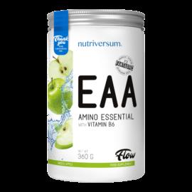EAA - 360 g - FLOW - Nutriversum - zöld alma - új és modern aminosavkészítmény