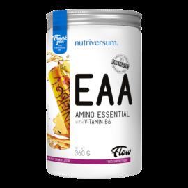 EAA - 360 g - FLOW - Nutriversum - energy drink - új és modern aminosavkészítmény