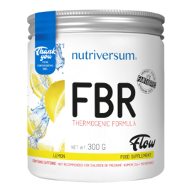 FBR - 300g - FLOW - Nutriversum - citrom - 16 féle hatóanyag komplex