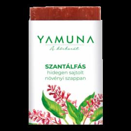 Szantálfás hidegen sajtolt szappan 110g - minőségi növényi összetevők