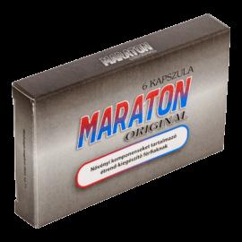 Maraton Original - 6db kapszula - alkalmi potencianövelő