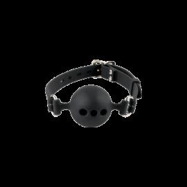 Fetish Fantasy Extreme Silicone Breathable Ball Gag - Small - bizalmi játékok fetish kelléke