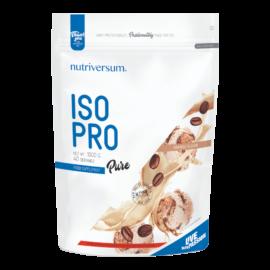 ISO PRO - 1 000 g - PURE - Nutriversum - tiramisu - prémium, fonterra fehérjealap