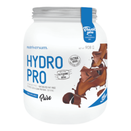 Hydro PRO - 908 g - PURE - Nutriversum - csokoládé - 90% fehérje tartalom