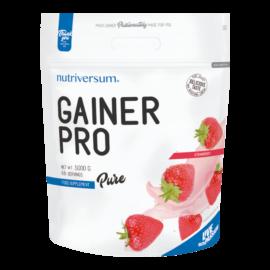 Gainer Pro - 5 000 g - PURE - Nutriversum - eper - 4875 mg kreatin mátrix