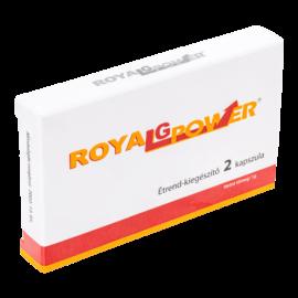 Royal G Power - 2db kapszula - alkalmi potencianövelő