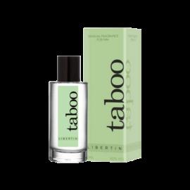 RUF - Taboo Libertin For Him - 50ml - minőség feromon parfüm férfiaknak