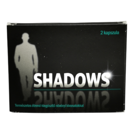 Shadows - 4db kapszula