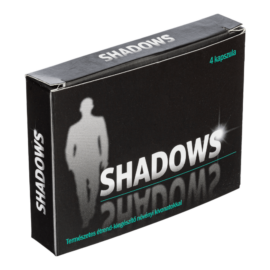 Shadows - 4db kapszula - alkalmi potencianövelő