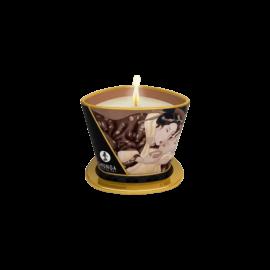 Shunga - Masszázsgyertya Csokoládé (170ml) - kozmetikai minőségű, természetes olajok
