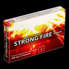 Strong Fire Original - 2db kapszula - alkalmi potencianövelő