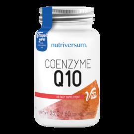 Coenzyme Q10 - 60 kapszula - VITA - Nutriversum -
