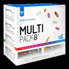 Multi Pack 8 - 30 pak - VITA - Nutriversum -