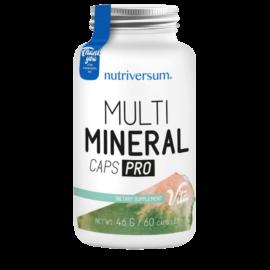 Multimineral Caps Pro - 60 kapszula - VITA - Nutriversum -