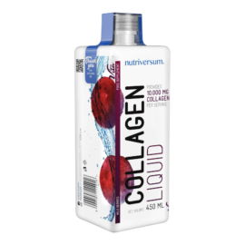 Collagen liquid - 10.000 mg - 450 ml - VITA - Nutriversum - erdei gyümölcs