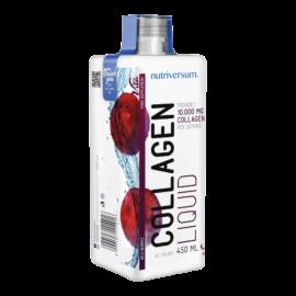 Collagen liquid - 10.000 mg - 450 ml - VITA - Nutriversum - erdei gyümölcs -