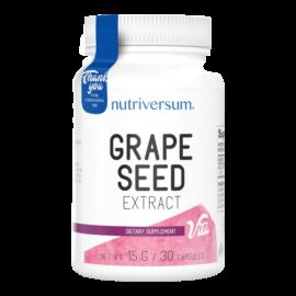 Grape Seed - 30 kapszula - VITA - Nutriversum - nagy dózisú szőlőmagkivonat