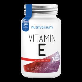 Vitamin E - 60 tabletta - VITA - Nutriversum -