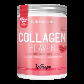 Collagen Heaven - 300 g - WSHAPE - Nutriversum - eper