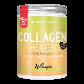 Collagen Heaven - 300 g - WSHAPE - Nutriversum - körte - 10.000mg Kollagén