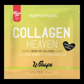 Collagen Heaven - 15 g - WSHAPE - Nutriversum - körte - 10.000mg Kollagén