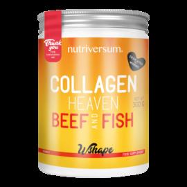 Collagen Heaven Beef&Fish - 300 g - WSHAPE - Nutriversum - mangó -