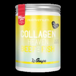 Collagen Heaven Beef&Fish - 300 g - WSHAPE - Nutriversum - limonádé -