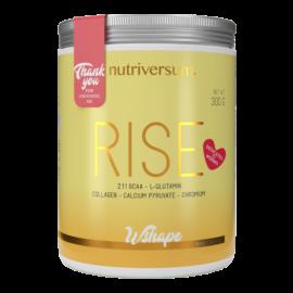 RISE - 300 g - WSHAPE - Nutriversum - ananász-mangó - kalcium-piruvát és HCA