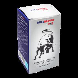 BullBlood - 60db kapszula - folyamatos szedésű potencianövelő