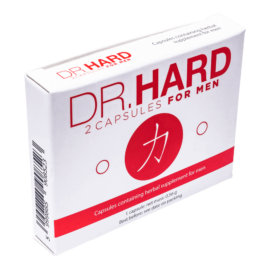 Dr. Hard - 2db kapszula