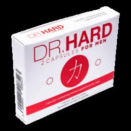 Dr. Hard - 2db kapszula - alkalmi potencianövelő