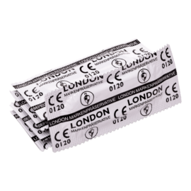 Durex London óvszer (1db) - kíváló minőségű óvszer