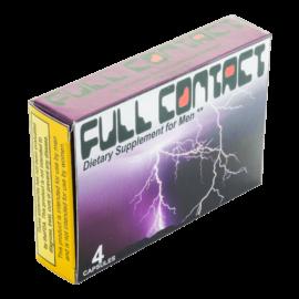 Full Contact - 4db kapszula - alkalmi potencianövelő