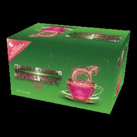 Gentlemen's Energy Tea - Erdei gyümölcs - 20 filter - potencianövelő tea