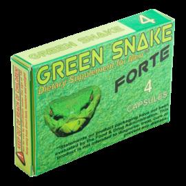 Green Snake FORTE - 4db kapszula - alkalmi potencianövelő