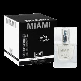 MIAMI Spicy Man - 30ml - prémium feromon parfüm