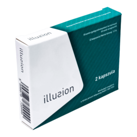 Illusion - 2db kapszula - alkalmi potencianövelő
