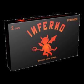 Inferno - 2db kapszula - alkalmi potencianövelő