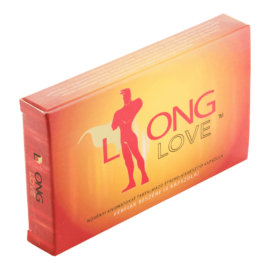 Long Love - 4db kapszula - korai magömlés ellen